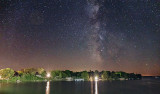 Milky Way Over Rideau Ferry P1080584