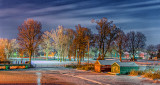 Christmas Boathouses At Nignt P1160712-3