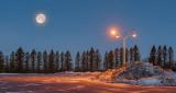 Wolf Moon & Light Standard P1170190-2