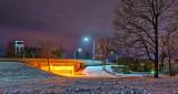 Winter Nightscape P1180057-60