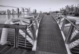 Ped Bridge