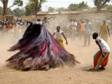 Festivals of Masks in Burkina Faso and Côte d'Ivoire (Ivory Coast)