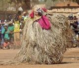 « FESTIMA, Festival des Masques », dancer from Lekuy, Burkina Faso