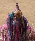 « FESTIMA, Festival des Masques », dancer from Bobo Dioulasso,  Burkina Faso