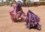 « FESTIMA, Festival des Masques », dancers from Bobo Dioulasso,  Burkina Faso