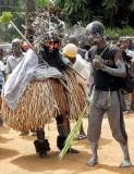 « Festival des 18 Montagnes de Man », Côte d'Ivoire