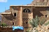Maison traditionelle dans la Vallée des Amandiers/ Vallée des Ameln, Maroc