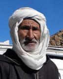Homme à Jamaa Idaoussemlal, Maroc