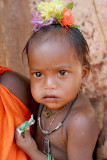 Little Paraja girl