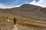 September 12 - Hike up Mount Dana