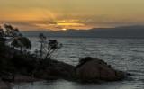 Sunset at Freycinet National Park