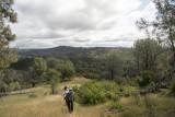 Descending the Turkey Pond Trail