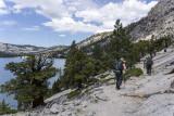 Day 1 - Hike along Echo Lake