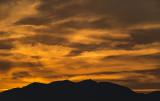 Mount Hamilton/Lick Observatory Sunrise