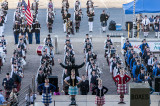 Piping and Drumming + video