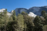 Under Half Dome at Mirror Lake