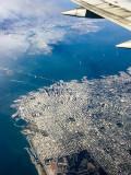Tourist view of San Francisco
