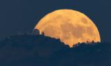 Pre-Super Moon Rise