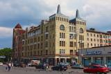 Immeubles de l'ére soviétique
