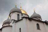 La cathédrale Sainte-Sophie de Novgorod