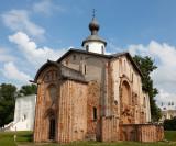 L'église Sainte-Parascève