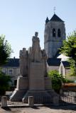 Statue du Maréchal Maunoury (1847-1923)