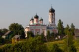 Entre Novgorod et Moscou