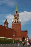 La Tour du Sauveur ou Tour Spasskaïa