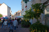 Le marché du dimanche matin
