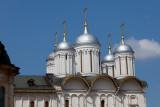 Cathédrale dans l'enceinte du Kremlin