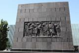Monument des Héros du Ghetto juif.