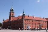 Château du roi de Pologne Sigmund III