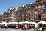 Place centrale de Varsovie