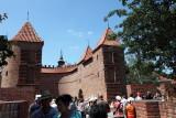 Les murs de la forteresse
