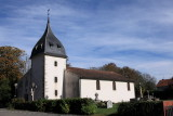 Eglise Saint-Pierre et Saint-Paul du XIIIe siècle.