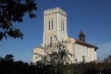 Eglise fortifiée du XIIe siècle