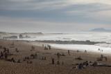 La plage d'Hossegor