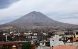 Le volcan Misti