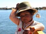 Petite fille Aymara