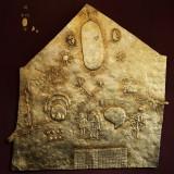 Reproduction de la Carte cosmologique Inca
