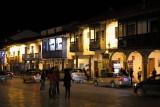 Dans une rue de Cuzco