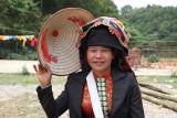 Femme Thaï noire