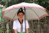 Charmante vendeuse thaï !