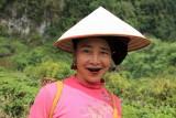Femme de l'ethnie minoritaire Lu.