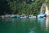 Le village de pêcheurs