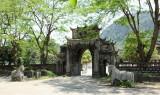 Entrée du Temple Thai Vy