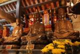 Autel du temple de Thai Vy