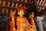 Au temple de Thai Vy
