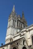 Les flèches de la cathédrale