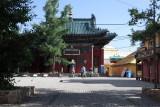 Temple Vajradhara du monastère de Gandantegchilen